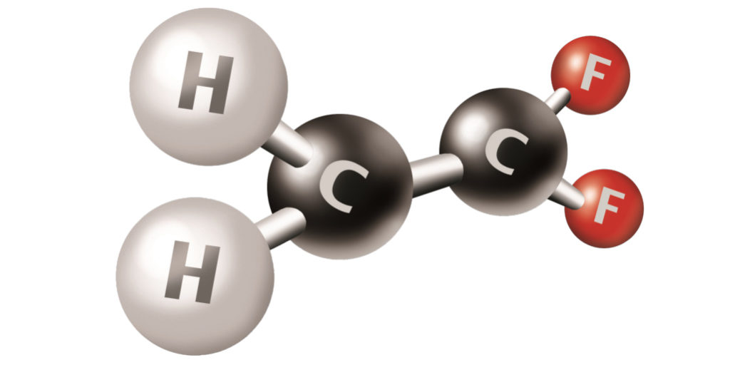 flouropolymer-molecule